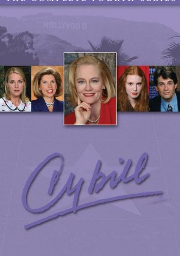 Cybill Complete Series